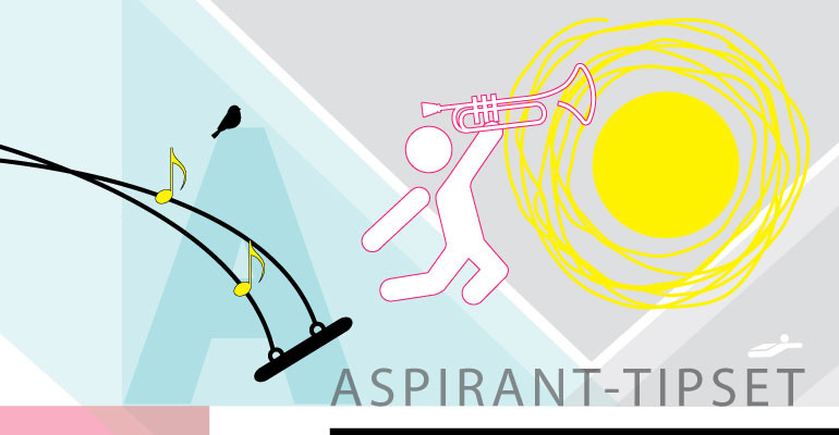 Aspirant-tips for aspiranter og juniorkorps
